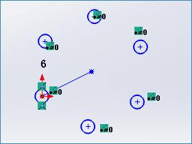 solidworks草图基础教程 草图阵列 详细介绍