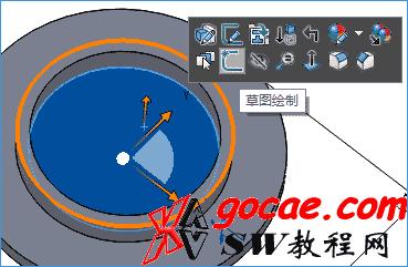 SOLIDWORKS 指导教程 入门 创建零件和工程图 视频教程