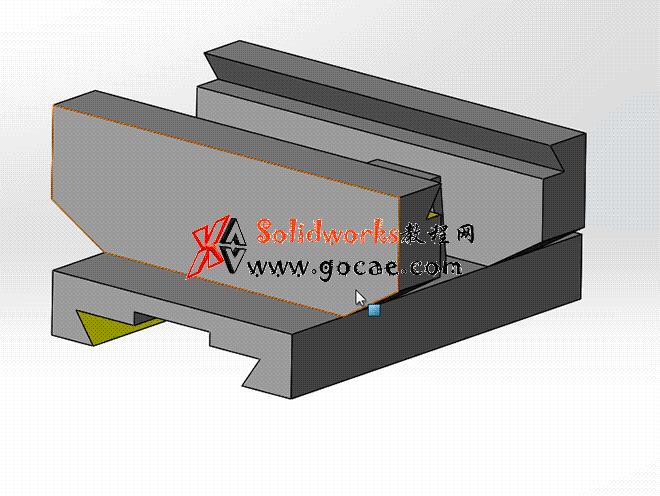 每日一练:#43 solidworks中如何画燕尾槽 完整免费视频教程 燕尾槽标准查询 国标