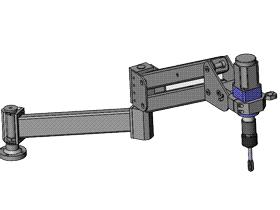 每日一练:#47 手把手用solidworks做一台电动伺服攻丝机之完整装配 视频教程