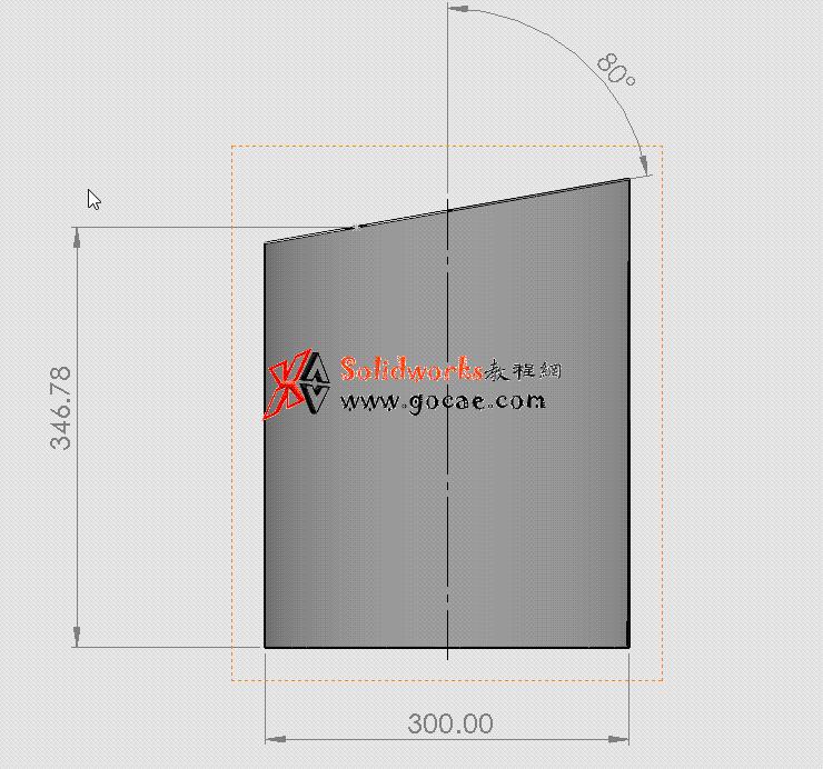 每日一练:#53 斜截圆柱管 solidworks 钣金视频教程
