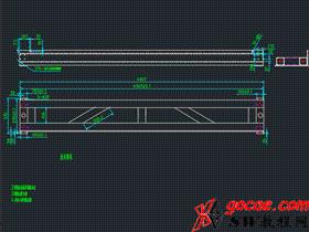 solidworks焊件-教程#3-方管结构件建模-视频教程