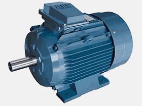 三相异步电机_2484_solidworks标准件库 机械设备 3D模型 素材