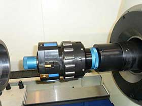 深孔加工专用刀具——深孔镜面镗滚头