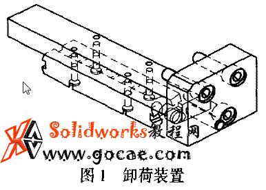 卸荷装置在数控机床中的应用