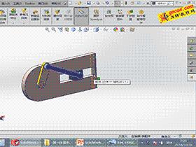 solidworks装配体培训#1_装配体的配合串讲