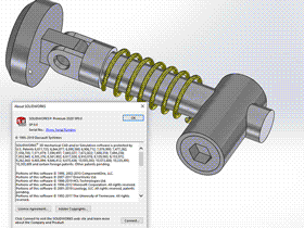 solidworks2020 SP0 SP1 SP2 SP3 SP5 如何开启小金球(Realview)/ SW渲染特效/realhack
