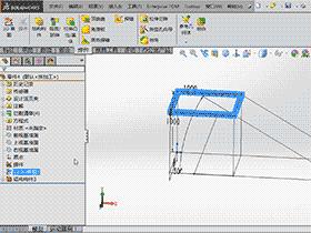 Solidworks焊件#02_代理商焊件常用命令讲解培训